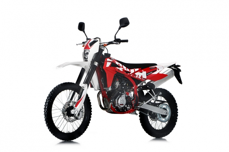 RS125 R rosso
